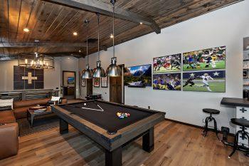 Big Bear Cabin - Black Rock- Game Room