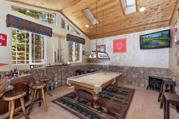 Big Bear Cabin - Casa De Paz- Game Room