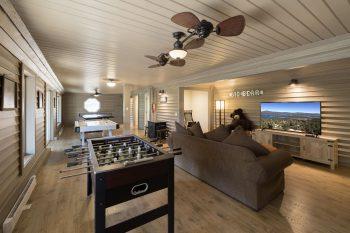 Big Bear Cabin- Grand Village Lodge - Game Room