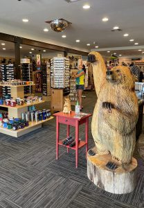 Shopping in Big Bear- Brown Bear Gift Shop