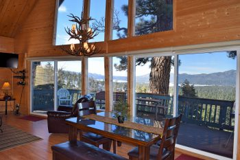 Big Bear Cabin- Natures Dream