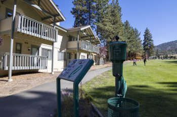 Big Bear Cabin- Bear House – Overlooking 9th hole