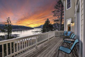 Big Bear Cabin- Four Seasons Lakefront