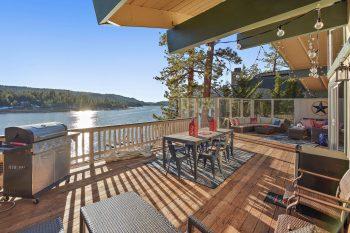 Big Bear Cabin- Lakefront Living