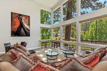 Big Bear Cabin- Wolf Creek Luxury Estate – Reading Room