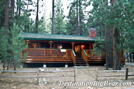 Summit Secret Big Bear Cabin