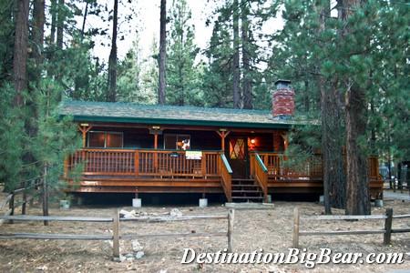 Summit Secret Big Bear Cabin