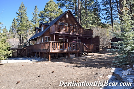 Moose Mountain Big Bear Cabin