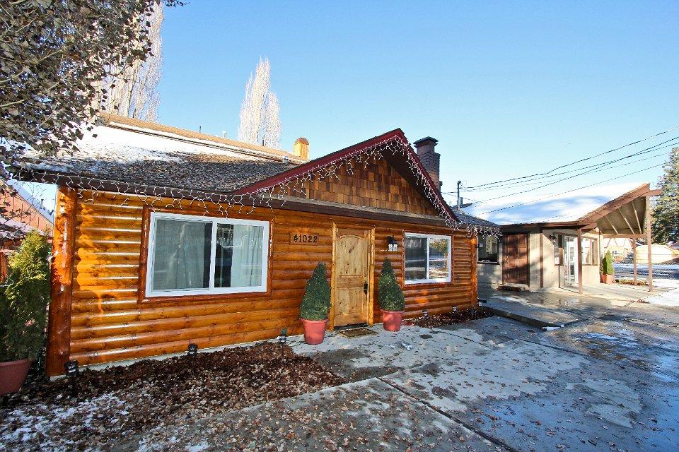 Big Bear Village Cabins Foothill Lodge