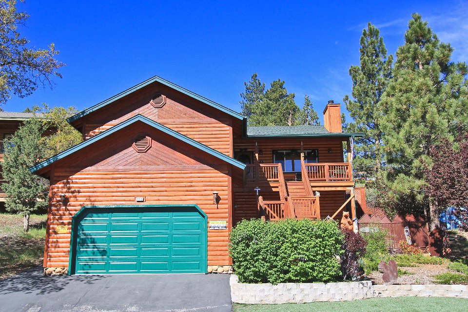 Big Bear Cabin Rentals Grizzly Bear Lodge