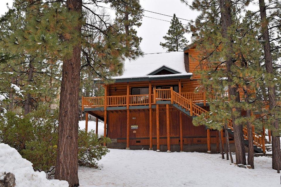 Big Bear Luxury Cabins Hunters Lodge