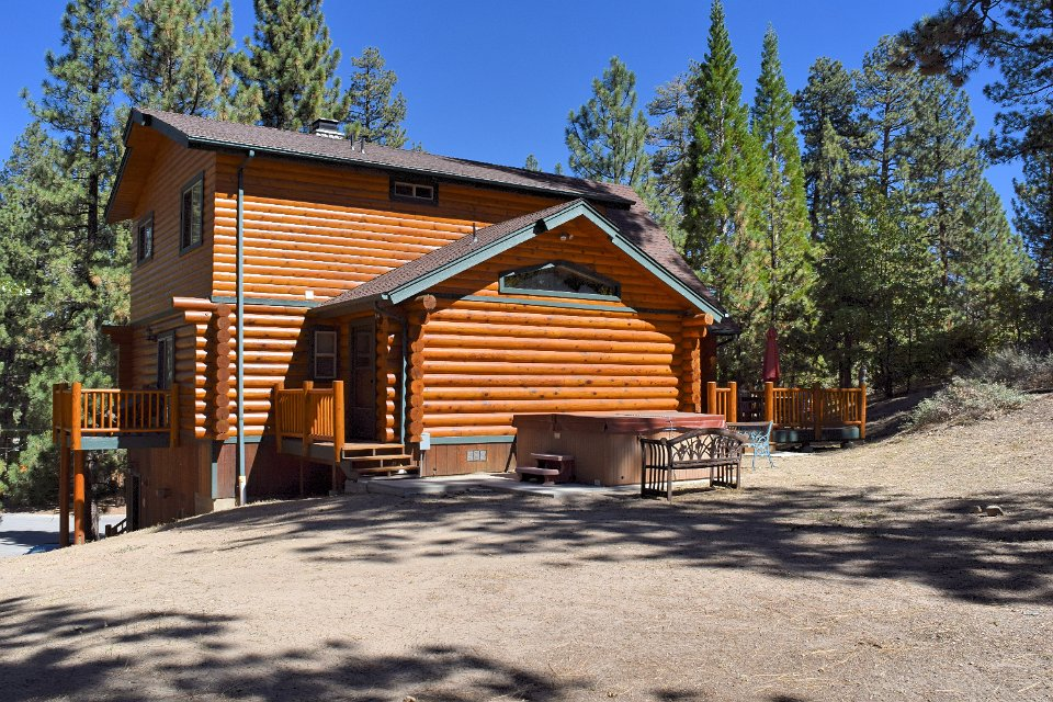 Big Bear Luxury Cabins Hunters Lodge