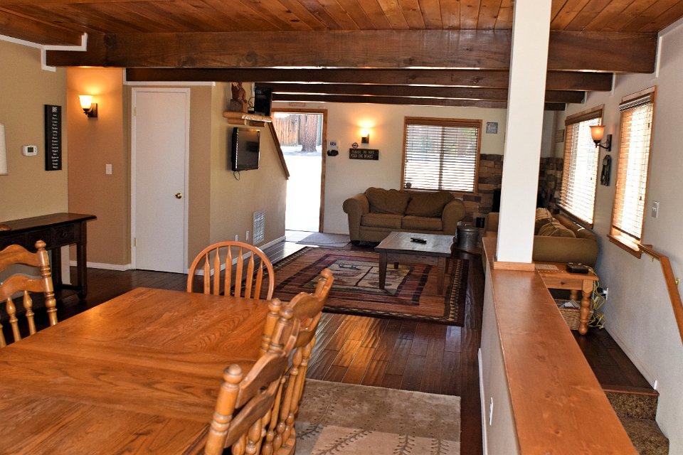 Big Bear Cabin Rentals Lake Ski Park Retreat